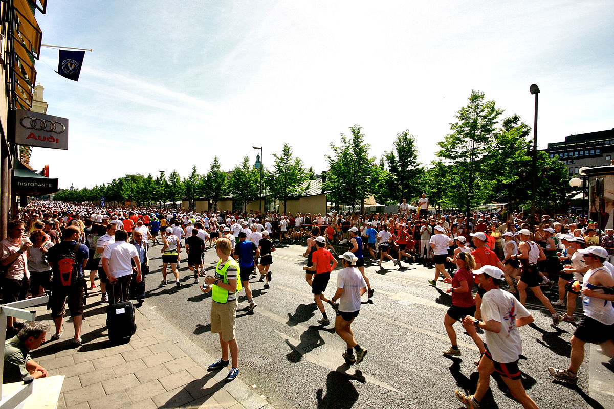 Spring Stockholm Marathon