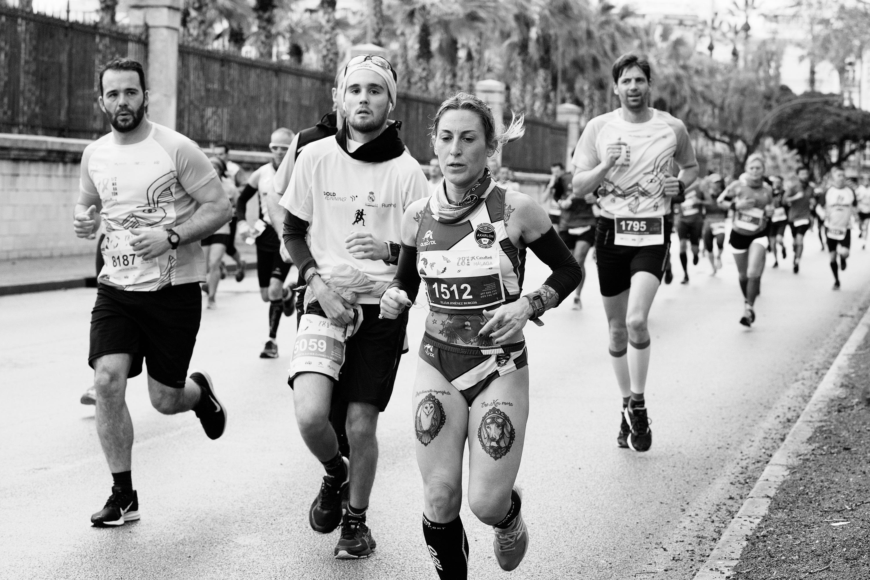 Mot ditt första maraton