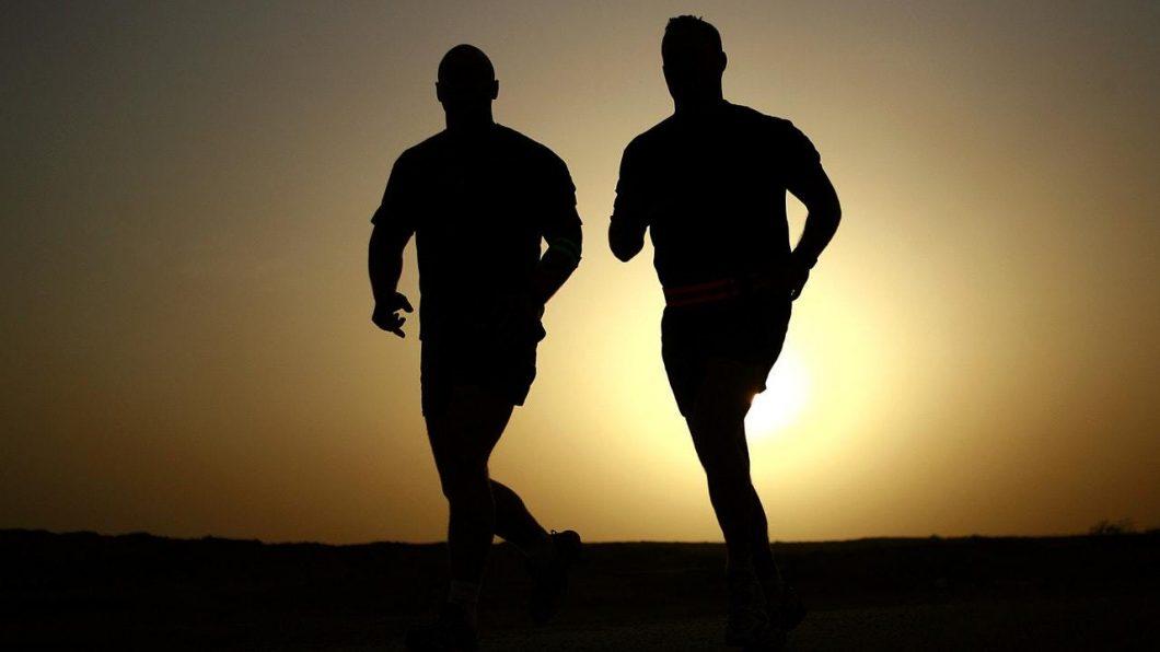 Löpning i värme