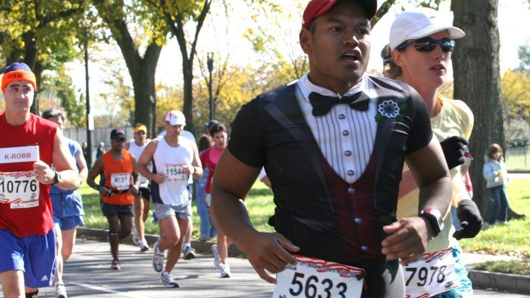 Förbered dig inför maratonloppet