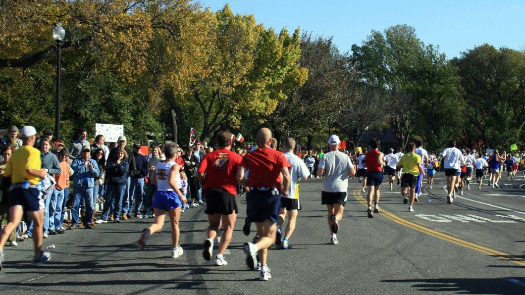 Utvecklas som maratonlöpare